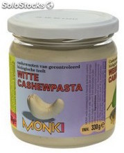 Monki cremeweiß Cashews 330g Bio