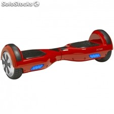 Monopatin electrico hoverboard denver dbo-6501 red MK2 - llantas 16.5CM - 2
