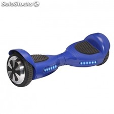 Monopatin electrico hoverboard denver dbo-6530 dark blue - llantas 16.5CM - 2