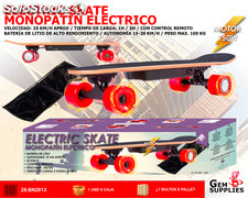 Monopatin Electrico Penny Motor - we sports