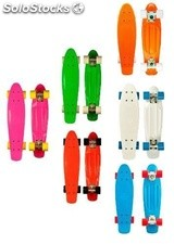 Monopatin estilo penny skateboard en 7 color