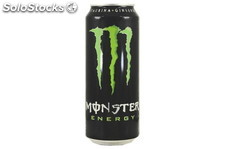 Monster Bebida Energetica Green 500ml. Monster