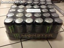 Monster Drink..
