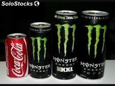 Monster Energy Drink 250,500Ml
