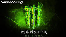 Monster Energy Drink,