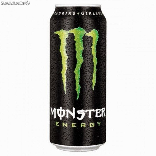 monster energy drink 500ml dose englische schrift. Black Bedroom Furniture Sets. Home Design Ideas