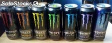 Monster Energy Drink,Rockstar Energy Drink,Burn Energy Drink,XL Energy Drink