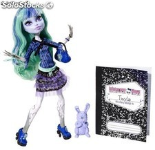 Monster High 13 Wishes. Twyla