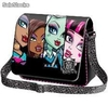 MONSTER HIGH BANDOLERA SOLAPA FACES
