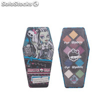 Monster High creeperific color coffin tin -eye case 13 pz