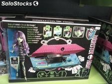 Monster high laboratorio crea tu monstruo