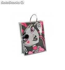 Monster High Libreta de Notas