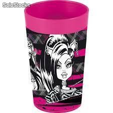 Monster High vidro apilable pp 270 ml
