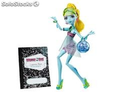 Monster High Wishes Lagoona Blue