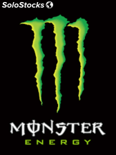Monster, Rockstar, Austrian Bull Energy Drinks !