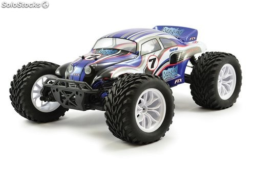 Monster Truck eléctrico 4WD RTR FTX 1/10 Bugsta brushed RC