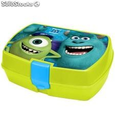 Monster University Caja Merienda