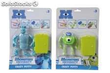 "Monsters University. Crazy putty ""Crea tu monstruo"""
