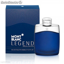 Mont blanc legend intense edt 100 ml edición limitada