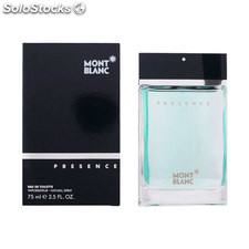 Montblanc - presence men edt vapo 75 ml