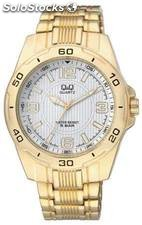 Montre homme q & q F496 variés (Citizen Group).