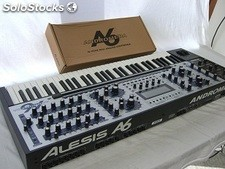 Moog Minimoog Voyager,Alesis A6 Andromeda Synthesizer