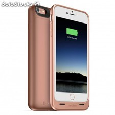 "Mophie - Juice Pack 5.5"""" Cover case Oro rosado"
