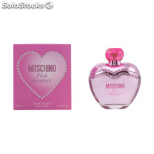 Moschino - pink bouquet edt vaporizador 100 ml
