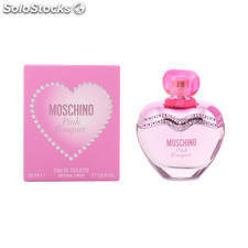 Moschino - pink bouquet edt vaporizador 50 ml