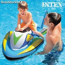 Moto Acuática Hinchable Intex
