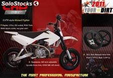 Moto CRF70 style Motard Pitbike model - Fighter