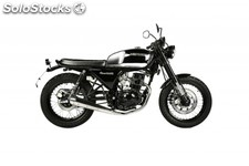 Moto Naked Raw 125 SR Chrome