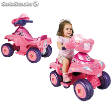Moto Quad Minnie Mouse Feber, 6 V