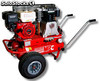 Motocompresor a gasolina 6.5HP , 2 calderines 18+18 litros