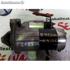 Motor arranque - renault megane ii berlina 5p authentique - 06.05 - ...