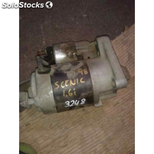 Motor arranque - renault scenic (ja..) 1.6 16v authentique (ja0b/11) - 11.01 -
