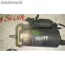 Motor arranque - volkswagen polo berlina (6n1) air - 09.94 - 12.98