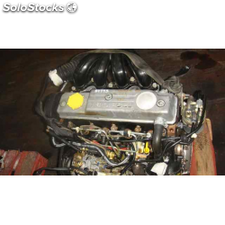 Motor completo - ford fiesta berl./courier surf - 08.91 - 12.97