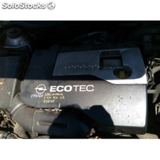 Motor completo - opel astra g coupé 2.2 16v edition - 01.00 - 12.04
