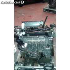 Motor completo - toyota yaris (ncp1/nlp1/scp1) 1.4 d-4d expo - 08.03 - 12.05