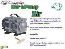 Motor De 1/4 Hp Blower Aireador 1744 Galones Por Hora