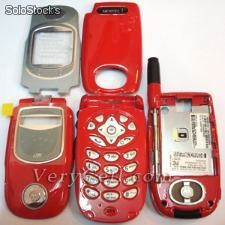 Motorola Nextel i730 full housing Ferrari red el suministro distribuidores