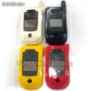 Motorola Nextel i876 full housing colors fabricación al por mayor