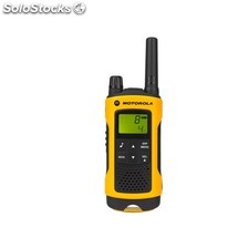 Motorola - T80 Extreme Walkie Talkie 8channels two-way radios