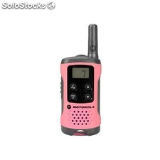 Motorola - TLKR T41 8channels 446MHz Rosa two-way radios