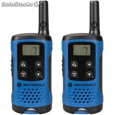 Motorola - TLKR-T41 8channels 446MHz two-way radios - 16292382