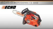 Motosierra Echo CS3000, Dercomaq