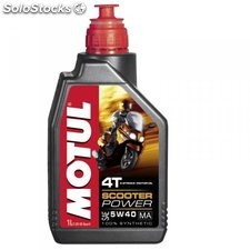 Motul scooter power 4t 5w40 ma
