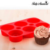 Moule en silicone pour cupcakes Tasty American - Photo 1