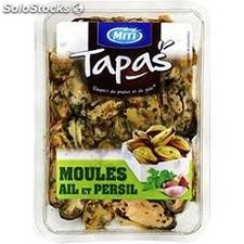 Moules ail/persil 110G